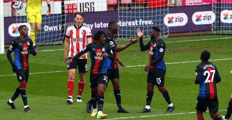 Scorende Benteke houdt Crystal Palace in de Premier League