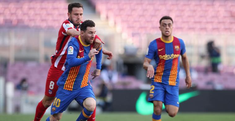 LIVE: FC Barcelona en Atlético blijven steken op gelijkspel (gesloten)