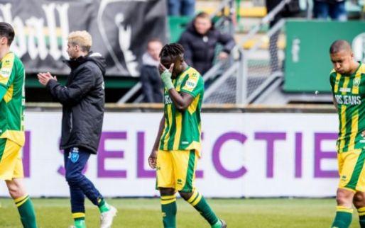 Afbeelding: LIVE-discussie: ADO vecht voor laatste kans tegen PEC Zwolle
