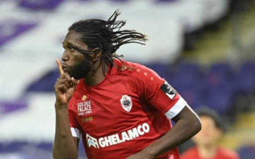 RSC Anderlecht weigert Mbokani om opvallende reden, Verbeke legt uit waarom