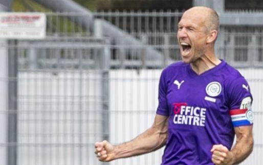 Afbeelding: Absolute hoofdrol voor Robben: Groningen boekt ruime zege op Emmen