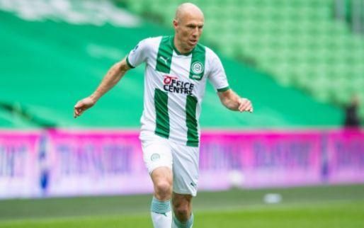 Afbeelding: LIVE-discussie: Robben voor tweede keer dit seizoen in de basis bij Groningen