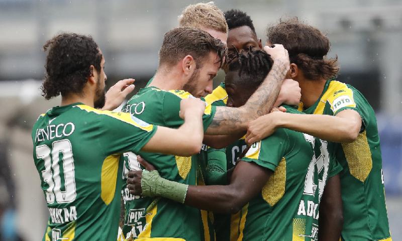 Afbeelding: ADO Den Haag geeft comeback gestalte met zege op PEC Zwolle