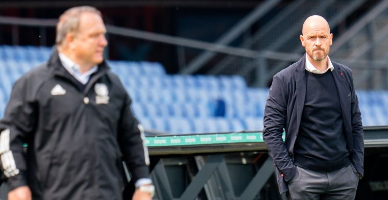 Klassieker is voor Ajax: waarom Feyenoord weer niet in de buurt kwam