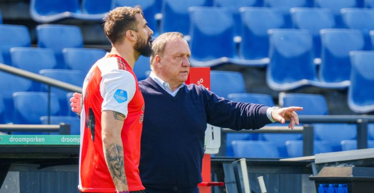 Feyenoord komt met bevestiging: Pratto loopt breuk op, operatie zondagavond