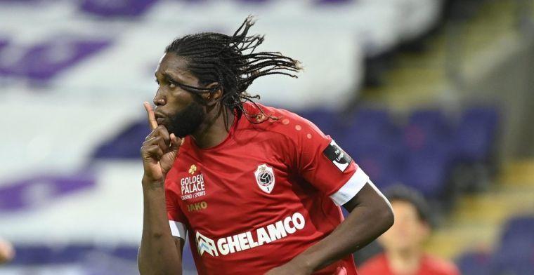 Antwerp blikt met video terug op het gelijke spel tegen RSC Anderlecht