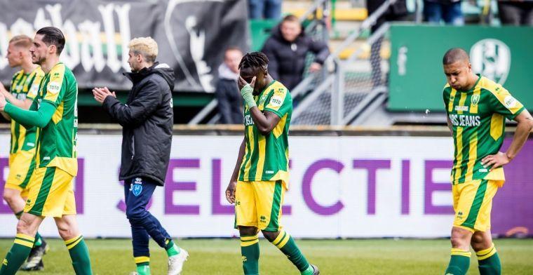 LIVE-discussie: ADO vecht voor laatste kans tegen PEC Zwolle