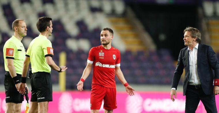 VIDEO: Maakt de scheidsrechter een fout bij slotgoal Anderlecht tegen Antwerp?