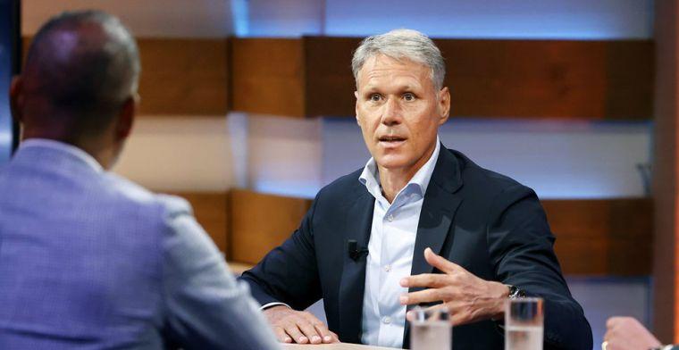 Van Basten: 'Als dit het niveau is in Nederland, hebben we een groot probleem'