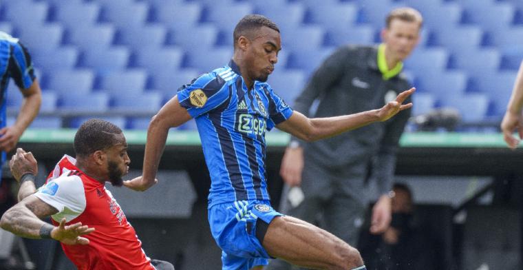 Fer mist penalty tegen Ajax: 'Zou niet mijn eerste speler zijn voor een penalty'