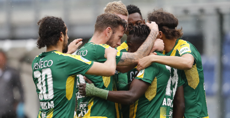 ADO Den Haag geeft comeback gestalte met zege op PEC Zwolle
