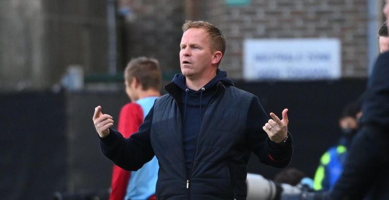 KV Oostende heeft één doel: Zou anders een grote ontgoocheling zijn