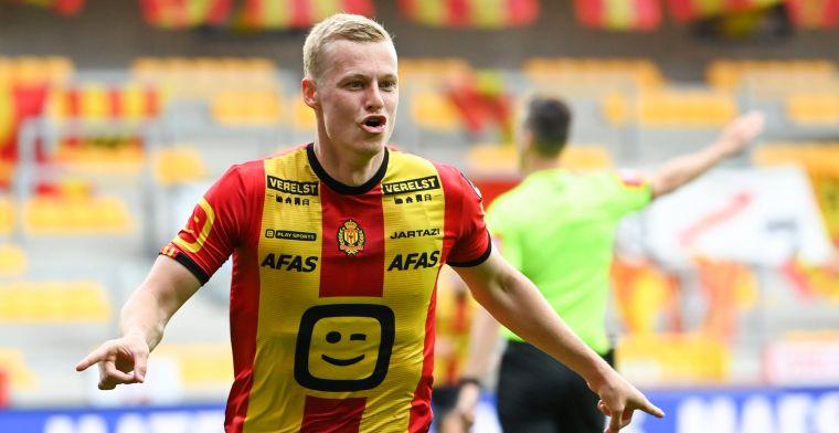 """Storm (KV Mechelen): """"Deze overwinning doet ontzettend veel deugd"""""""