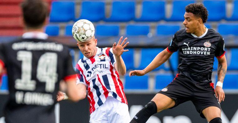 PSV passeert AZ: nog twee wedstrijden overleven voor Champions League-ticket