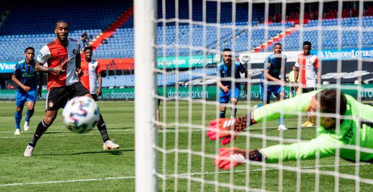 Ontreddering bij Feyenoord na Klassieker-verlies: Ik reken het mezelf aan