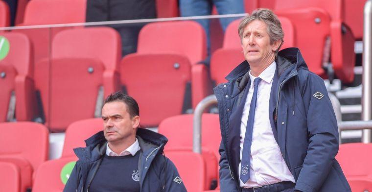 """Hilariteit om uitshirt Ajax: """"Proberen ze Lang van Club Brugge terug te halen?"""""""