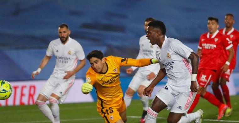 VAR grijpt hoofdrol in bizarre titelstrijd: Real Madrid grijpt naast koppositie