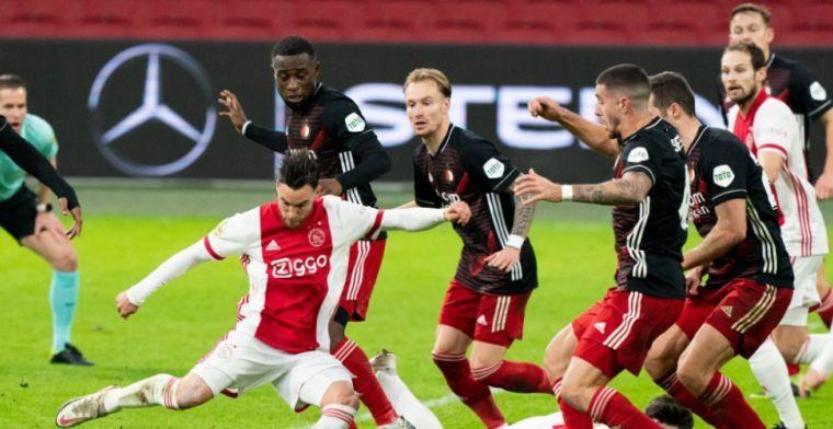 Breaking: Klassieker gaat door, politie ziet af van staking tijdens Feyenoord-Ajax