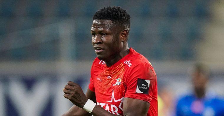 KVO-sterkhouder Gueye laat zich uit over zijn toekomst bij de club