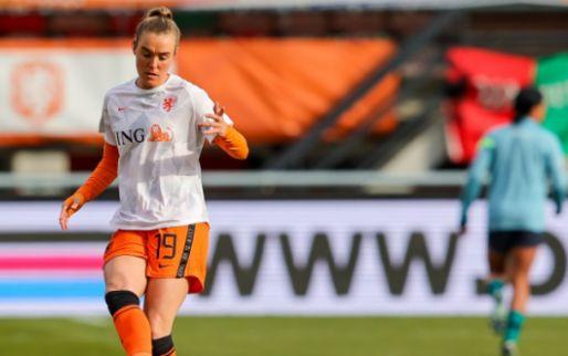 Afbeelding: Droommove voor Oranje Leeuwin: 'Dat ze een transfersom betalen, zegt wel iets'