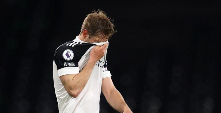 'Nederlands' Fulham verliest weer en is derde Premier League-degradant