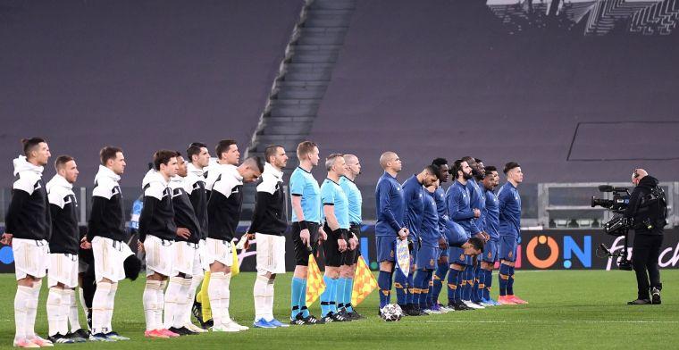 Dreigende taal voor Super League-deelnemer Juventus: 'Dan ook geen Serie A'