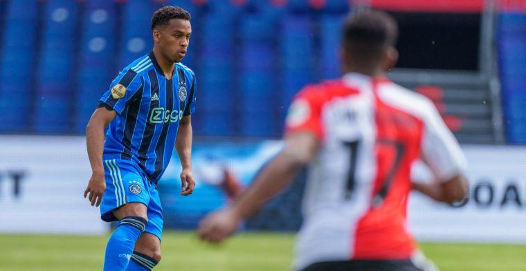 Oranje-pleidooi van Janssen: 'Als je zó bepalend bent voor Ajax, moet je mee'