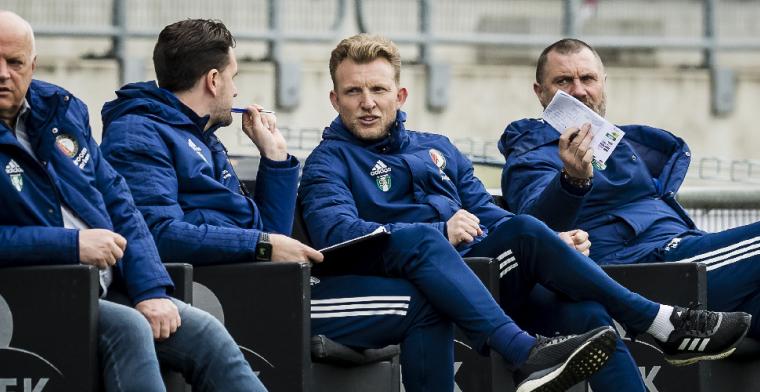 Kuyt tipt Feyenoord: 'Ajax haalde in de periode dat ik stopte Blind en Tadic'