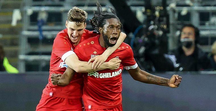 """Mbokani (Antwerp): """"Dan moet Anderlecht maar marathonlopers halen"""""""
