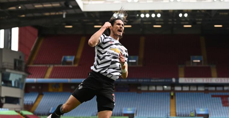 OFFICIEEL: Cavani tekent bij in Manchester, United rekent extra seizoen op spits