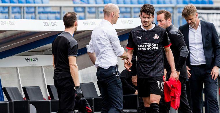 Zahavi-drama dreunt na bij PSV: 'Laatst nog bij Di María en Marquinhos'