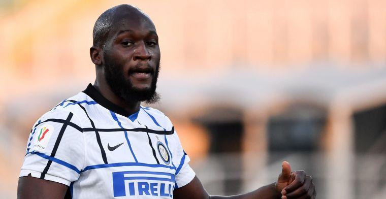 Inter wil besparen op Lukaku en co: 'Twee maandlonen inleveren'