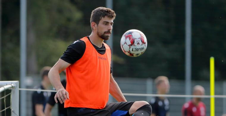 'Speler wil fraude vermijden en vraagt Benfica 3 miljoen te betalen aan Brugge'