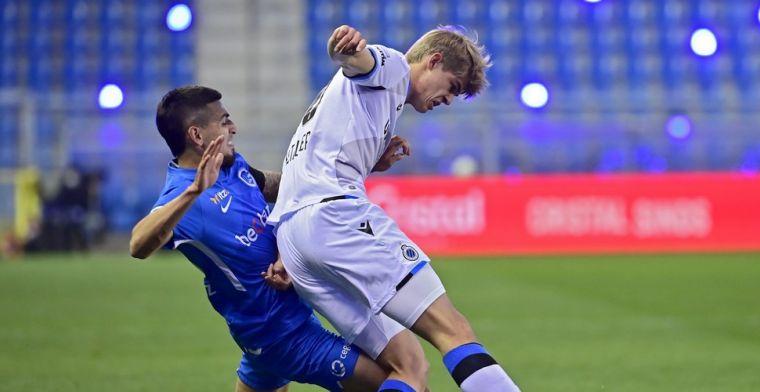 Gumienny zag Club Brugge benadeeld worden: 'Strafschopfout op De Ketelaere'