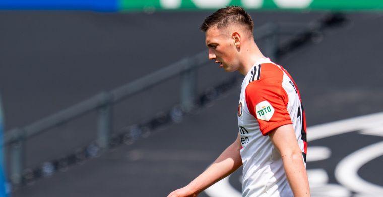 'Jörgensen is de beste spits van Feyenoord, weet niet wat hij misdaan heeft'