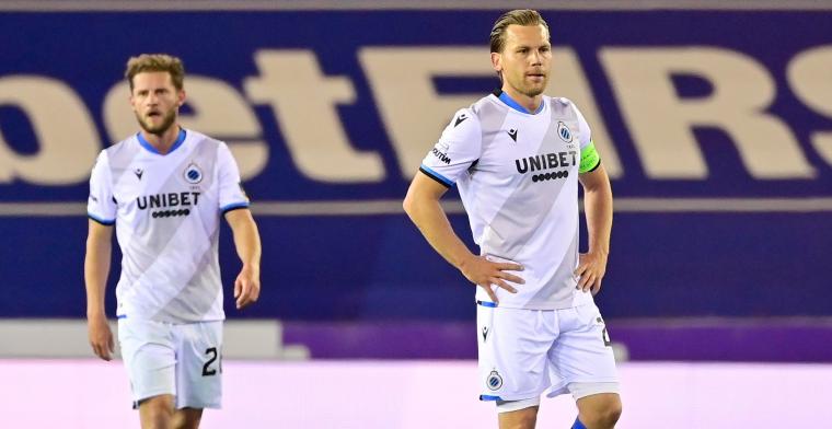 Gert Verheyen over huidige vorm Club Brugge: Iedereen deelt in de malaise