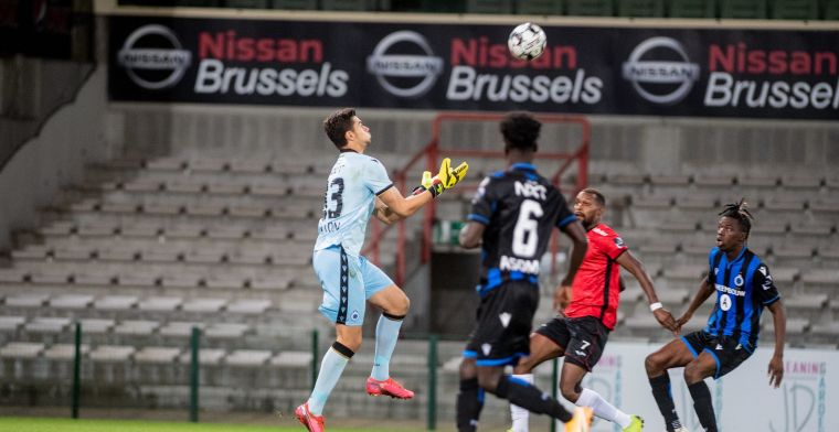 OFFICIEEL: Jonge Club Brugge-doelman krijgt contractverlenging