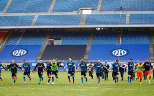 Afbeelding: 'Kersverse kampioen Inter in geldnood, voorzitter vraagt spelers om hulp'