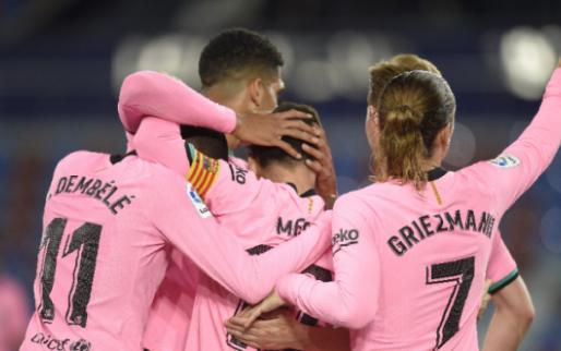 Afbeelding: FC Barcelona krijgt nieuwe mokerslag en ziet titelkansen verdampen