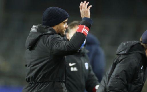"""De Roeck legt vertrek Anderlecht uit: """"Discussie met Kompany, geen rancune"""""""