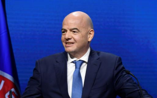 Afbeelding: FIFA-president wordt beschuldigd in Spanje: 'Hij zit achter de Super League'