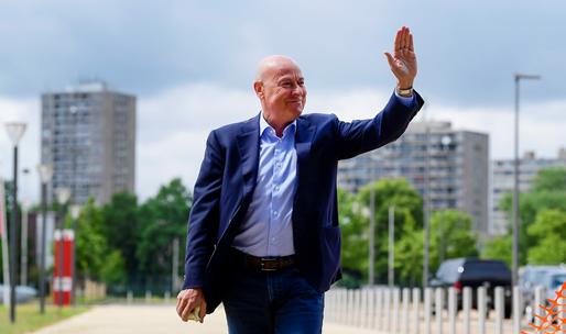 Het doek is gevallen: D'Onofrio trekt Antwerp-deur achter zich dicht
