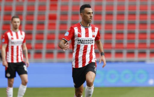 Zahavi-vertrek bij PSV verwacht: 'Een mooi contract, maar dit verandert alles'