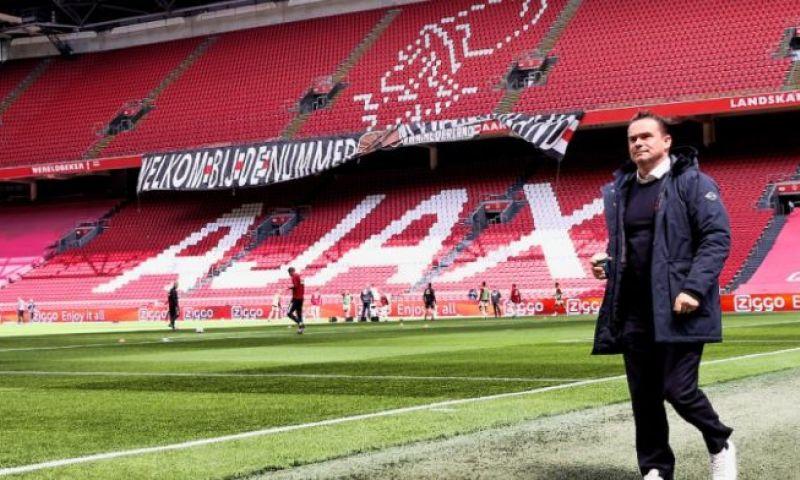Afbeelding: De Telegraaf: Ajax bezocht ook trainingen en voerde gesprekken met Sulemana