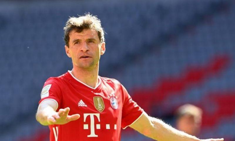Afbeelding: 'Duitsland vreest loodzware EK-poule: Löw benadert Müller voor terugkeer'