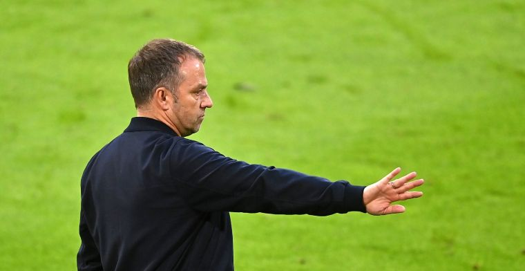 'Flick tekent contract van drie jaar en is de nieuwe bondscoach van Duitsland'