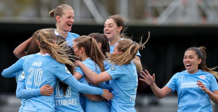 Historisch besluit KNVB: vrouwen kunnen in A-categorie bij de mannen uitkomen