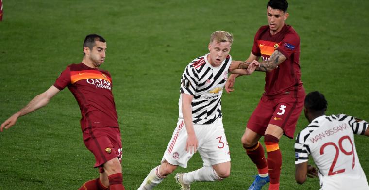 Solskjaer haalt bezem flink door Man United-opstelling en geeft Van de Beek kans