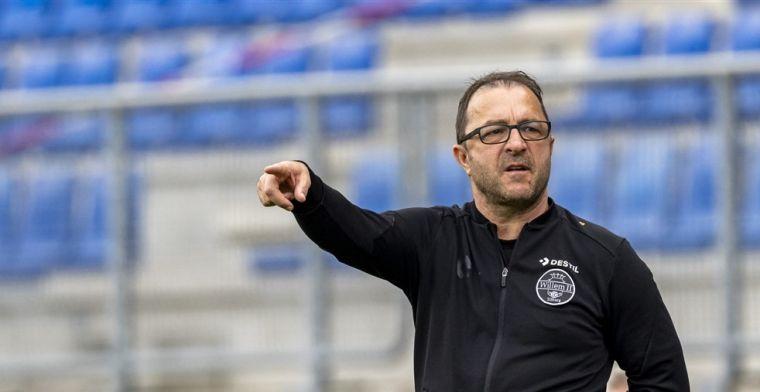 Petrovic baalt van Feyenoord: 'Maar hier worden geen wedstrijden verkocht'