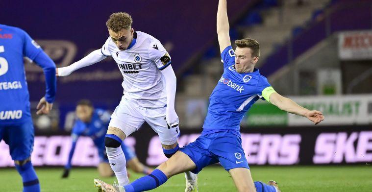 "Leider Club Brugge wankelt in Play-Off 1: ""Dat is een mentale kwestie"""